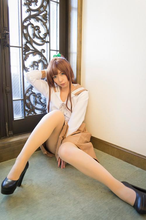 美少女戦士セーラームーン セーラージュピター/木野まこと コスプレ写真集「Turquoise」サンプルg